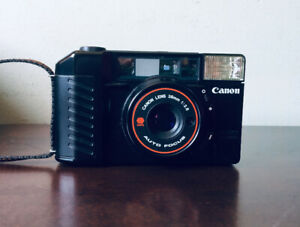 Canon Sure Shot AF35M II Autoboy 38mm F2.8 35mm Point Shoot Film