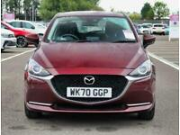 2020 Mazda Mazda2 Mazda Mazda2 1.5 MHEV 90 Sport Nav 5dr Hatchback Petrol Manual