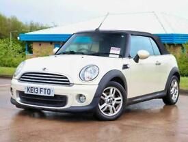 image for 2013 MINI Convertible 1.6 One 2dr Sports Petrol Manual