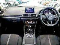 2018 Mazda Mazda3 2.2d Sport Nav 5dr Hatchback Diesel Manual