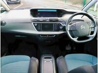 2017 Citroen GRAND C4 PICASSO 1.6 BlueHDi 120 Feel 5dr EAT6 Auto Diesel Automati