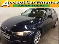BMW 320 2.0TD 2013MY d Luxury FROM £51 PER WEEK!