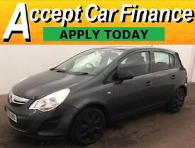 Vauxhall/Opel Corsa 1.2i 16v ( 85ps ) 2010.5MY Exclusiv FROM £18 PER WEEK