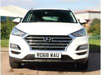 2018 Hyundai Tucson Hyundai Tucson 1.6 GDi SE Nav 5dr 2WD SUV Petrol Manual