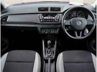 2015 Skoda Fabia 1.2 TSI SE 5dr DSG Auto Hatchback Petrol Automatic