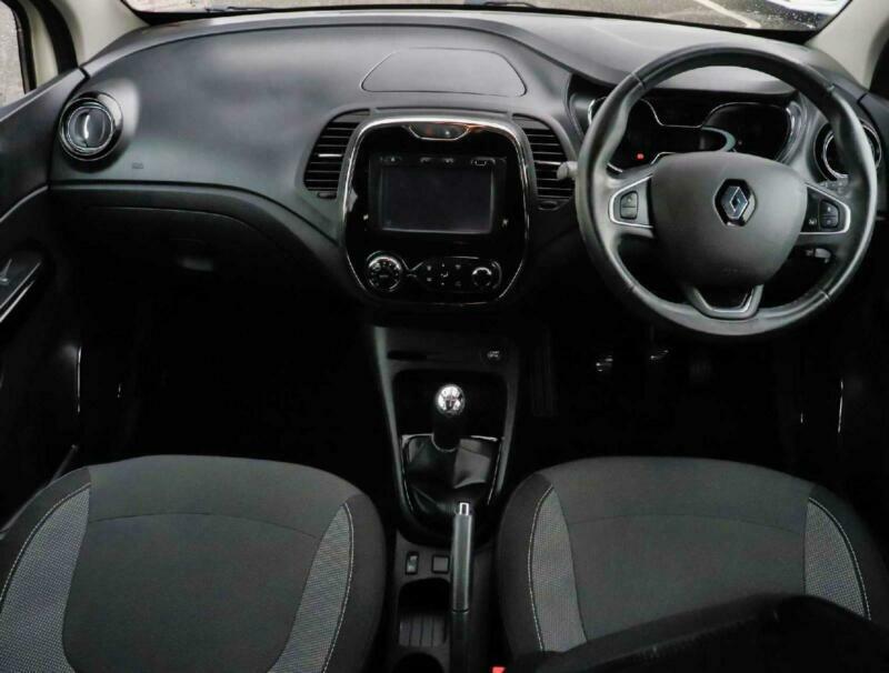 2017 Renault Captur Renault Captur 1.5 dCi 90 Dynamique Nav 5dr Hatchback Diesel