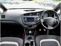 2016 Kia Ceed 1.0T GDi ISG GT-Line 5dr Hatchback Petrol Manual