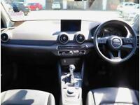 2017 Audi Q2 Audi Q2 1.4 TFSI 150 S Line Edition 1 5dr 2WD S Tronic Auto SUV Pet