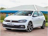 2020 Volkswagen Polo 2.0 TSI GTI 5dr DSG Auto Hatchback Petrol Automatic