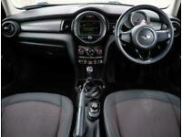 2016 MINI Hatch Mini Cooper 1.5 Pepper Pack Visual Boost 5dr Hatchback Petrol Ma