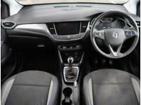 2019 Vauxhall CROSSLAND X Vauxhall Crossland X 1.2 Elite Nav 5dr SUV Petrol Manu