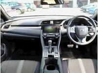 2019 Honda Civic 1.5 VTEC Turbo Sport Plus 5dr CVT Auto Hatchback Petrol Automat