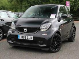 image for 2016 smart fortwo Smart ForTwo Coupe 0.9 Turbo Black Edition 2dr Coupe Petrol Ma