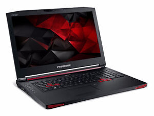 Laptop Gamer ''Predator'' à échanger contre Macbook pro.