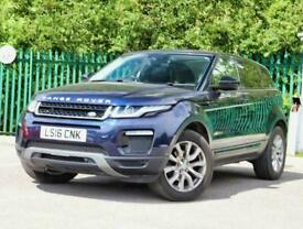 image for 2016 Land Rover Evoque 2.0 eD4 SE Tech 5dr 2WD 4x4 Diesel Manual