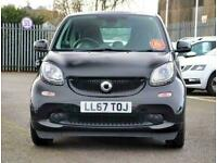 2017 smart fortwo 1.0 Prime Sport Premium 2dr City-Car Petrol Manual