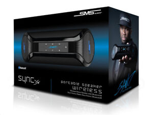 SMS by 50 - SMS Audio SYNC by 50 Portable Bluetooth Speake
