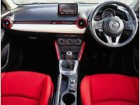 2016 Mazda Mazda2 Mazda Mazda2 1.5 Red Edition 5dr Hatchback Petrol Manual