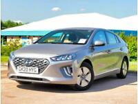 2020 Hyundai Ioniq Hyundai Ioniq 1.6 GDi Hybrid Premium 5dr DCT Auto Hatchback P