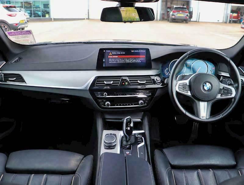 2017 BMW 5 Series 520d M Sport 5dr Auto Estate Diesel Automatic