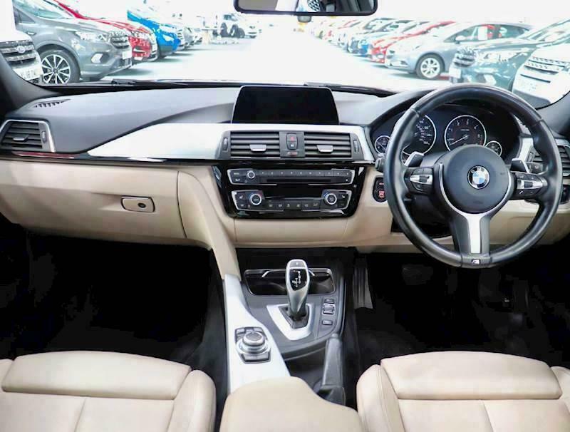 2015 BMW 3 Series 335d xDrive M Sport 4dr Step Auto Saloon Diesel Automatic