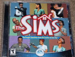The Sims +Vacation +Hot Date +Livin Large Expansions $15 for all