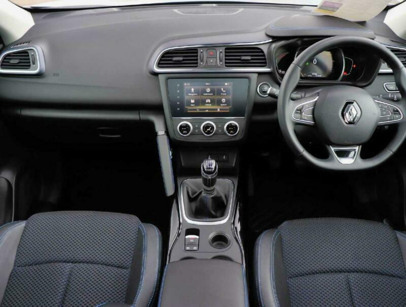 2020 Renault Kadjar Renault Kadjar 1.3 TCE 160 S Edition 5dr 2WD SUV Petrol Manu