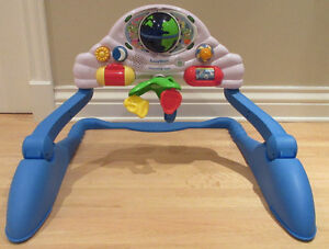 LEAPFROG LeapStart Learning gym for baby (version anglaise)