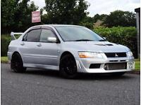 2001 Mitsubishi Lancer Evoloution VII 350bhp 2.0 4dr