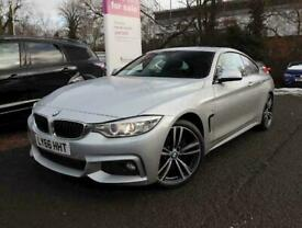 image for 2016 BMW 4 Series 420d [190] M Sport 2dr Auto [Professional Media] Coupe Diesel