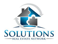 Solutions Network looking for Licensed Real Estate Agents!