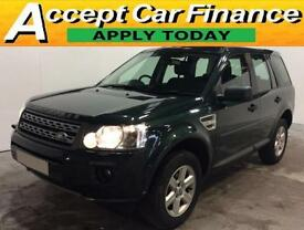 Land Rover Freelander 2 2.2Td4 FROM £41 PER WEEK!