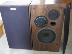 Rare Vintage Akai Speakers