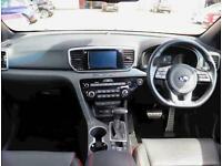 2019 Kia Sportage 1.6 CRDi ISG GT-Line 5dr DCT Auto 4x4 Diesel Automatic
