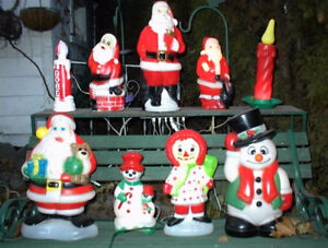 Looking to Buy - Classic Christmas Blow Mold
