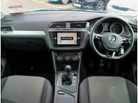 2017 Volkswagen Tiguan 2.0 TDi 115 S 5dr Estate Diesel Manual