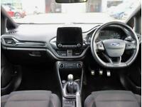 2018 Ford Fiesta Ford Fiesta 1.0 E/B 100 ST-Line Nav 5dr 18inAlloys Hatchback Pe