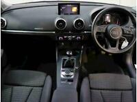 2017 Audi A3 1.0 TFSI Sport 3dr Hatchback Petrol Manual