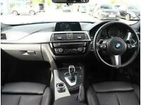 2017 BMW 3 Series Bmw 3 320d 2.0 M Sport Shadow Edition 4dr Auto Saloon Diesel A