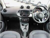 2016 smart fortwo Smart Fortwo Coupe 1.0 Prime Premium 2dr Auto Coupe Petrol Aut