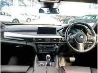 2018 BMW X6 xDrive30d M Sport 5dr Step Auto 4x4 Diesel Automatic