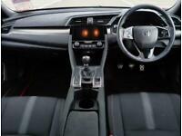 2017 Honda Civic Honda Civic 1.5 VTEC Turbo 180 Sport 5dr Hatchback Petrol Manua