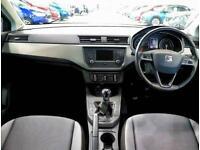 2017 SEAT Ibiza 1.0 TSI 95 SE Design 5dr Hatchback Petrol Manual