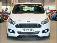 2017 Ford S-MAX 2.0 TDCi 210 ST-Line 5dr Powershift Auto MPV Diesel Automatic