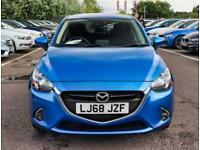 2018 Mazda Mazda2 Mazda Mazda 2 1.5 Sport Nav+ 5dr Auto Hatchback Petrol Automat