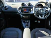 2017 smart fortwo Smart Fortwo Coupe 1.0 Prime Sport Premium Plus 2dr Auto Coupe