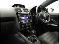 2017 Volkswagen Scirocco 2.0 TDI BlueMotion Tech R-Line Black Edition 3dr Hatchb