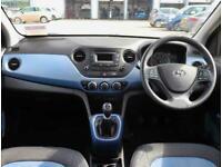 2016 Hyundai i10 Hyundai I10 1.0 SE 5dr Hatchback Petrol Manual