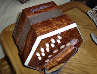 ACCORDION VINTAGE FRONTALINI MADE IN ITALY