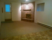 Vacant one bedroom apartment in the Ferris area